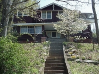 Welcome to the Bird's Nest Vacation Rental in Asheville, North Carolina.